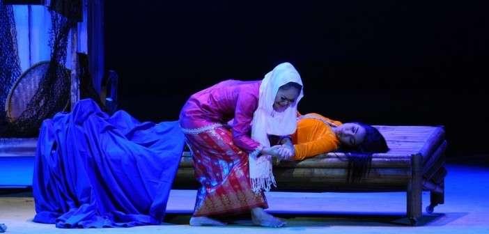 Pertunjukan Teater Siti Nurbaya