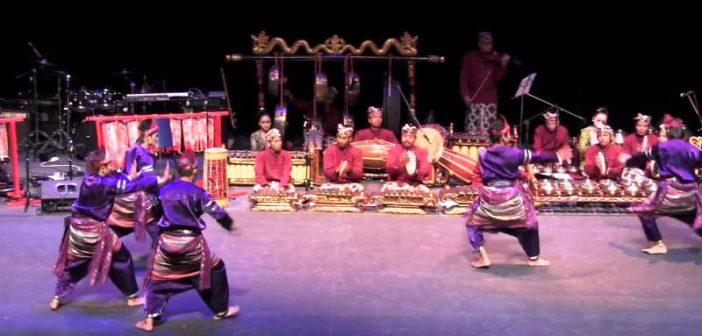 Tari Rantak Minang