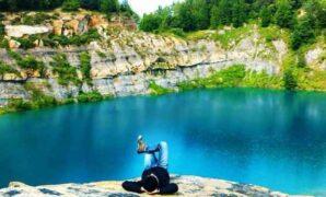 danau-biru-sawahlunto