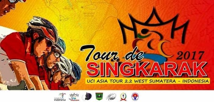 Tour de Singkarak 2017 Dimulai, Diikuti Pembalap 25 Negara