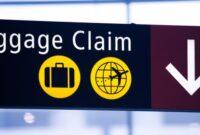 Bagage claim
