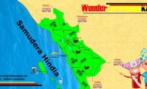 Batas Wilayah Minangkabau Menurut Tambo dan Arah Mata Angin