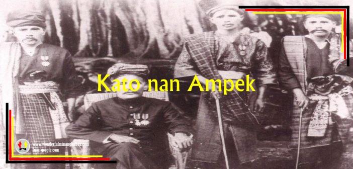 """""""Kato Nan Ampek"""" yang Makin 'Pudar' di Generasi Minang Saat Ini"""