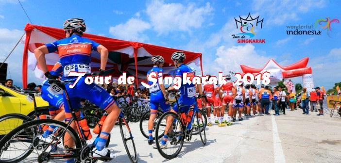 Tour de Singkarak 2018 : 5-14 Sepetember 2018