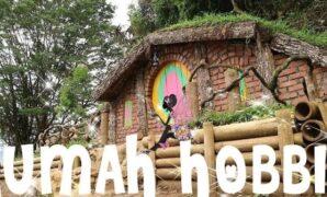 rumah hobit taman tirtasari agam